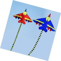 EVINIS Long Tail Cartoon Fighter Kites the Plane Kite for