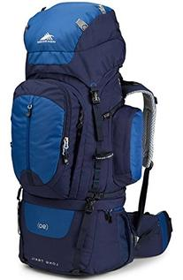 High Sierra Long Trail 90 Internal Frame Pack, True Navy/