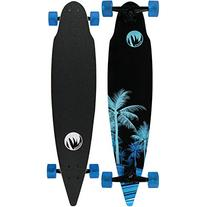 PARADISE Longboard Complete WAVE PALMS PINTAIL COMPLETE 8.5