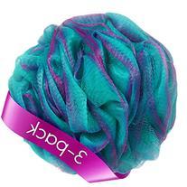 Loofah Bath Sponge Set of 3 different colors  by à la paix