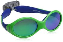 Julbo Looping III Toddler Sunglasses, Lime Green/Blue,