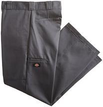 Dickies Men's Loose Fit Double Knee Work Pant, Charcoal,