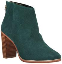 Ted Baker Women's Lorca 2 Boot, Dark Green, 7.5 M US