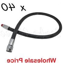"Wholesale Lots 40pc 27"" 350PSI LP Hose for Regulator/Octopus"