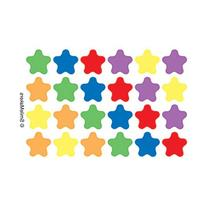 Lots-o-dots Multicolor Star Stickers - 720 Per Pack