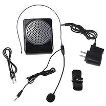 IMAGE Loud Portable Voice Amplifier LoudSpeaker Microphone