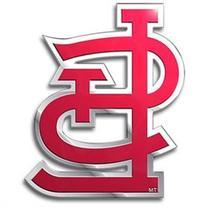 St. Louis Cardinals Official MLB Auto Emblem by Team Promark