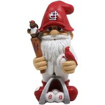 MLB St. Louis Cardinals Thematic Gnome - 2nd Version