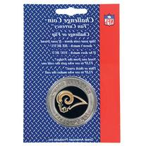 St. Louis Rams NFL Challenge Coin/Lucky Poker Chip