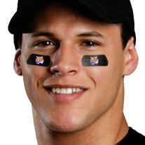 LSU Tigers Eye Black