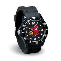 Louisville Cardinals NCAA Spirit Series Mens Watch