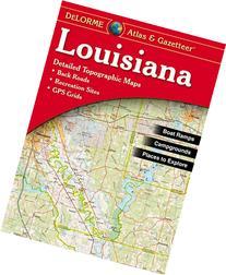 Louisiana Atlas & Gazetteer