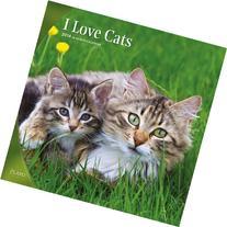 I Love Cats 2014 Square 12x12