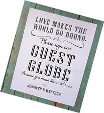 Love makes the world go round. Please sign our Guest book