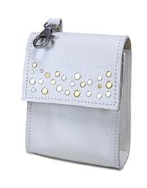 Loved Ones Studded Clip On Waste Bag Dispenser W/Pocket-