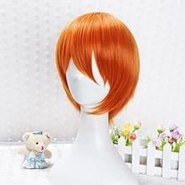 LoveLive! Rin Hoshizora Cosplay Wig