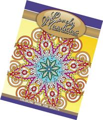 Lovely Mandalas Beautiful Patterns & Designs Coloring Book