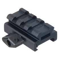 "UTG Low-Profile Compact Riser Mount, 0.5"" High, 3 Slots"
