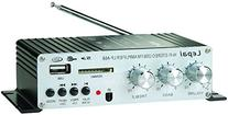 Lepai LP-A68 Digital 2 x 15W Amplifier with Remote/USB/MP3/