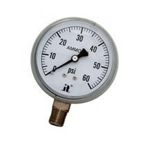 Zenport Industries LPG60 0 - 60 PSI Low Pressure Gauge