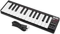 Akai Professional LPK25 | 25-Key Ultra-Portable USB MIDI Keyboard Controller for Laptops