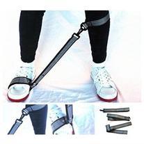 A99 Golf LS1 leg power correction strap training aids band