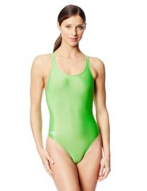 Speedo Women's Pro LT Super Pro Swimsuit, Red, 30