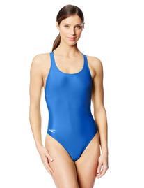 Speedo Women's Pro LT Super Pro Swimsuit, Sapphire, 32
