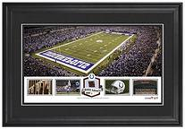 Lucas Oil Stadium Indianapolis Colts Framed Panoramic