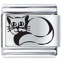 LovelyJewelry Lucky Charm Cute Lovely Cat Staring At You