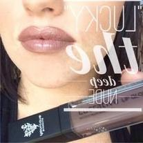 Younique Lucrative Mineral Lipgloss Lucky