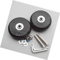 Luggage Suitcase Replacement Wheels OD 65mm  ID 6mm  W 22mm