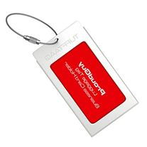Luggage Tags Business Card Holder TUFFTAAG by  - Tough