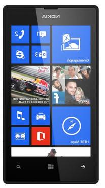 Nokia Lumia 520 GSM Unlock 3G Phone, 4-Inch Touch Screen,