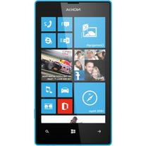 Nokia Lumia 520 Unlocked GSM Windows 8 Smartphone - Cyan