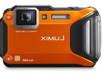 Panasonic Lumix DMC-TS5 16.1 MP Tough Digital Camera with 9.