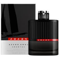 Prada Luna Rossa Extreme Pour Homme Eau de Parfum Spray, 3.4