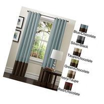 Lush Decor 84-inch Prima Curtain Panel Pair
