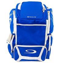 Latitude 64 Luxury Backpack Disc Golf Bag - Blue