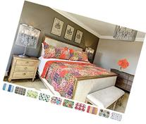 The CONNECTICUT HOME COMPANY Luxury Quilt Collection,