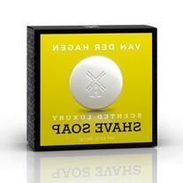 Van Der Hagen Men's Luxury Scented Soap, 3.5-Ounces