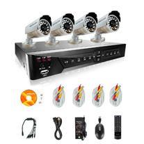 LaView LV-KDV1604B6S-500GB Complete Surveillance System