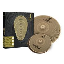 "Zildjian LV38 L80 Low Volume 2-Piece Box Set - 13"" Hat & 18"