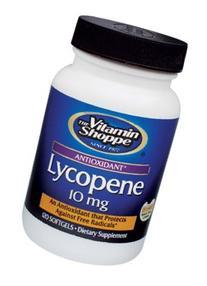 the Vitamin Shoppe Lycopene 120 Softgels