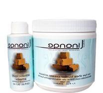 Linange No Lye Shea Butter Cream Relaxer & Activator liquid