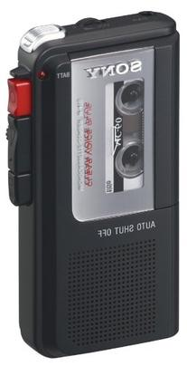 Sony M-470 Microcassette Voice Recorder