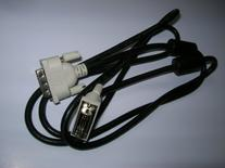 Dell 6ft 18Pin M-M DVI-D Cable 453030300400R E101344 Style
