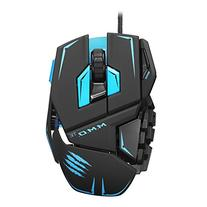Mad Catz M.M.O.TE Tournament Edition Gaming Mouse for PC -