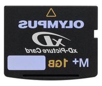 Olympus M-XD1GM - Flash memory card - 1 GB - xD Type M