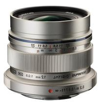 Olympus M. Zuiko Digital ED 12mm f/2.0 Lens for Micro Four